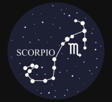Scorpio  by LazyQueen