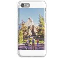 the Matterhorn Mountain! iPhone Case/Skin