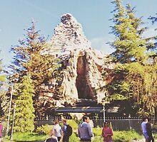 the Matterhorn Mountain! by disneywithbella