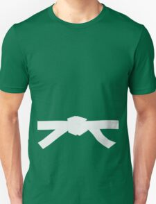 Judo White Belt T-Shirt