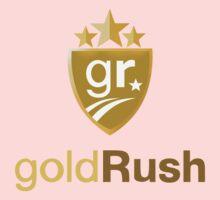 Gold Rush Rally Baby Tee