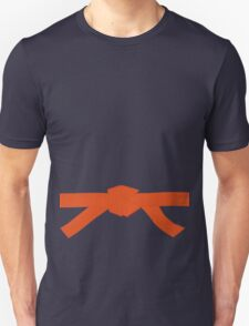 Judo Orange Belt Unisex T-Shirt