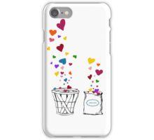Love you a Bushel and a Peck iPhone Case/Skin