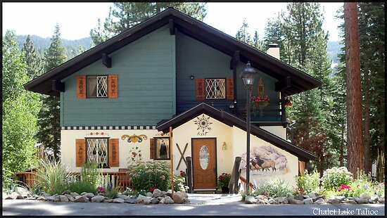 Lovely chalet by daffodil