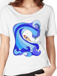 Surfer Girl Women's Relaxed Fit T-Shirt