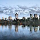 Vancouver Skyline by Tanya Kenworthy-Mosher