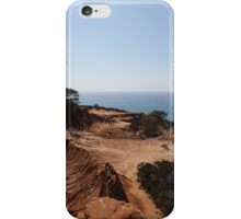 Southern Californian Coast Line iPhone Case/Skin