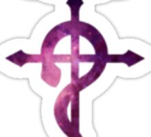 Galactic Flamel's Cross Sticker