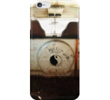 VW combi 1964 misfit trip iPhone Case/Skin