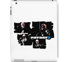 Payday 2 iPad Case/Skin