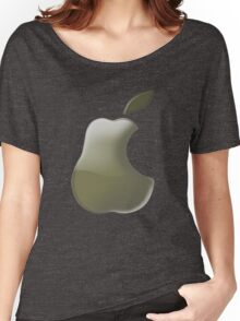 Pear: I wanna be a Logo 2!!!! Women's Relaxed Fit T-Shirt