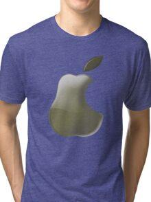 Pear: I wanna be a Logo 2!!!! Tri-blend T-Shirt