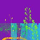 Grunge Foliage by naffarts