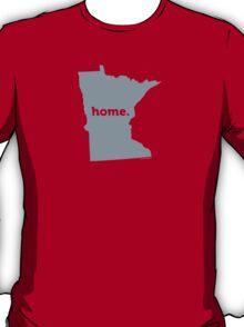 Minnesota Home Grey T-Shirt