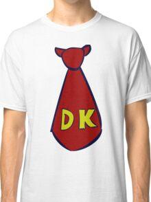DK Donkey Kong Tie Classic T-Shirt