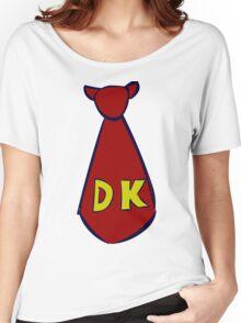 DK Donkey Kong Tie Women's Relaxed Fit T-Shirt