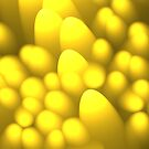 Yellow Abstract by naffarts