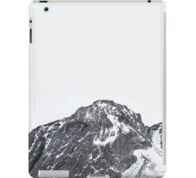 Snow Cap iPad Case/Skin