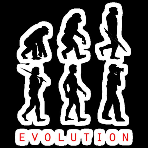 Evolution II by Olga Sotiriadou