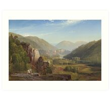 Thomas Moran, 'The Juniata, Evening', 1864 Art Print