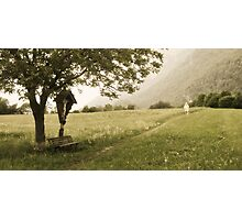 Pilgrim Photographic Print