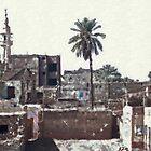 village in egypt by DavidBlakeway