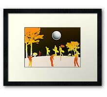 golf Framed Print