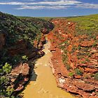 Murchison River Gorge - Western Australia  by EOS20