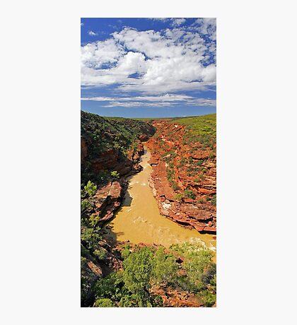 Murchison River Gorge - Western Australia  Photographic Print