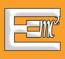 E-Man (Classic Logo) by NigelSpudCarrot