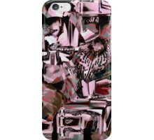 Cubist Abstract iPhone Case/Skin