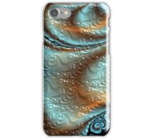 Fractal Flourish iPhone Case/Skin