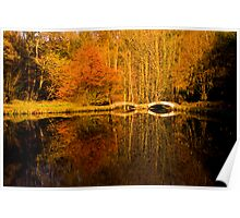 Sunnyhurst Woods, Darwen, Lancashire Poster