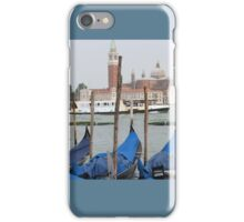VENICE CITY OF BOATS iPhone Case/Skin