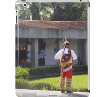 All In A Day's Work iPad Case/Skin