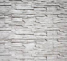 Wall with Rough Surface by Artur Bogacki