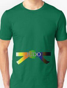 Judo Belt - Gradient T-Shirt