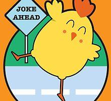 Joke Ahead by Alfons Freire
