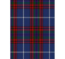 00205 Edinburgh District Tartan  Photographic Print