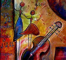 Joy to the world! by Elizabeth Kendall
