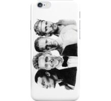 The Many Faces of Tom Hiddleston iPhone Case/Skin