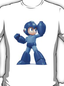 Megaman - Super Smash Bros T-Shirt