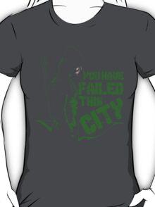 Vigilante all black T-Shirt