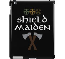 Shield Maiden iPad Case/Skin
