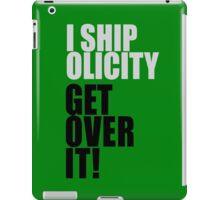 Olicity iPad Case/Skin