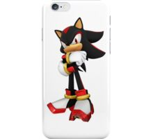 Shadow - Sonic the Hedgehog iPhone Case/Skin