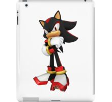 Shadow - Sonic the Hedgehog iPad Case/Skin