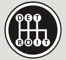 Detroit Stick Shift by Cordero