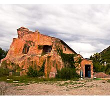 Nature Home in Cap Esterel France Photographic Print
