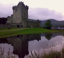Ross castle by Finbarr Reilly